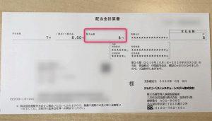 「ジャパンベストレスキューシステム」配当金